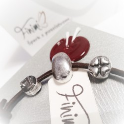 Personalized bracelet with...