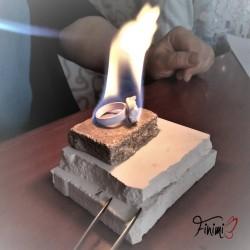 Profesionálne vypálenie šperku